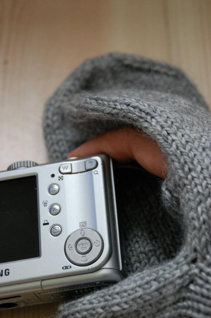 rekawiczki dla fotografa