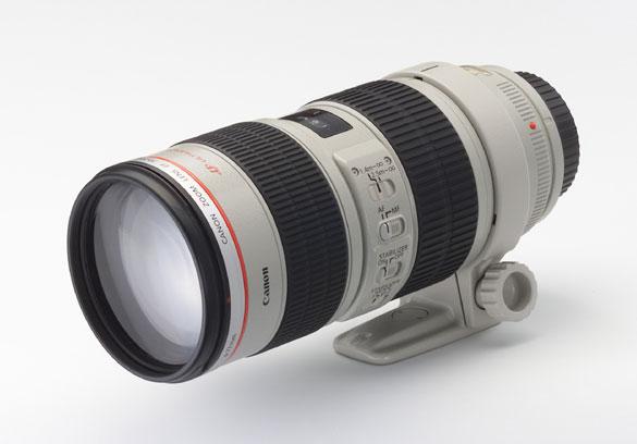 Canon 70-200 2.8f L