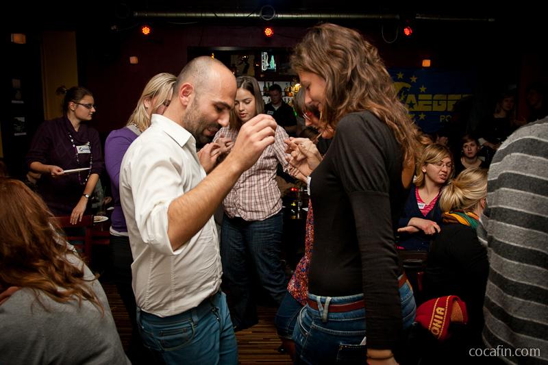 Nauka tańca macedońskiego