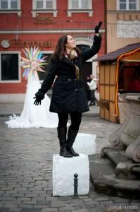Gwiazdy tańczą na lodzie
