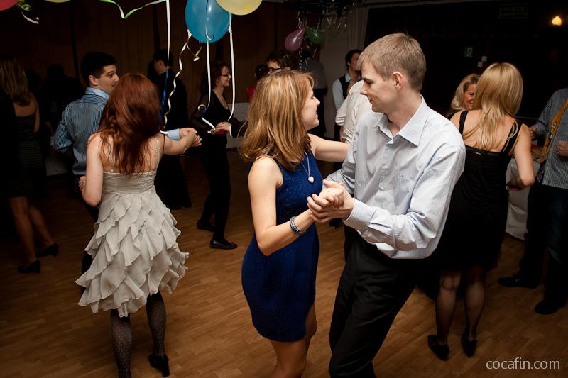 Tańce na parkiecie