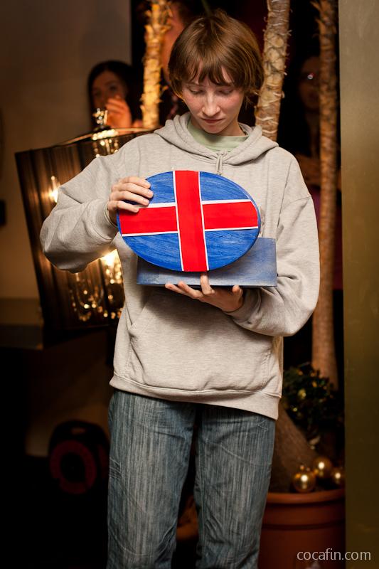 Islandzka nagroda w quizie