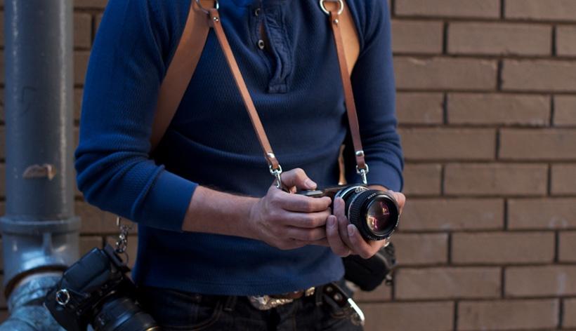Szelki dla fotografa